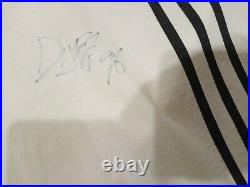 Autographed Neurotic Outsiders T-shirt, Tape + Ticket Guns n Roses Duran Duran
