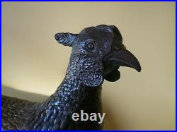 Bronze life size Pheasant Signed & Numbered (large) Life size. Limited edition
