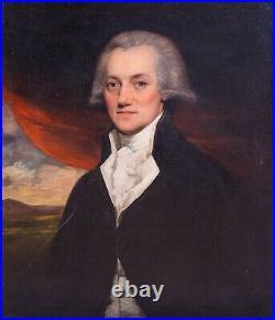 Large 18th Century American Revolutionary Gentleman Lawyer Judge Politician