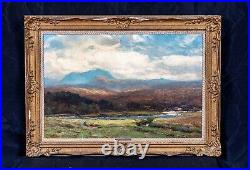 Large 19th Century Lochnagar Deeside Landscape David Farquharson (1839-1907)