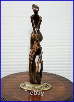 Large Beautiful Abstract Art Sculpture