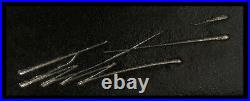 Large ERTE Signed BRONZE Sculpture NO. 1 Original ART DECO antique Submit OFFERS