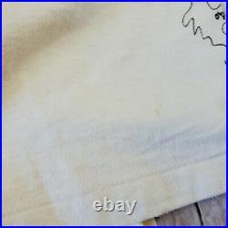Vintage Usagi Yojimbo Comic Images T-shirt (size L) Stan Sakai signed Artwork